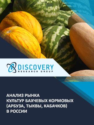 Маркетинговое исследование - Анализ рынка культур бахчевых кормовых (арбуза, тыквы, кабачков) в России