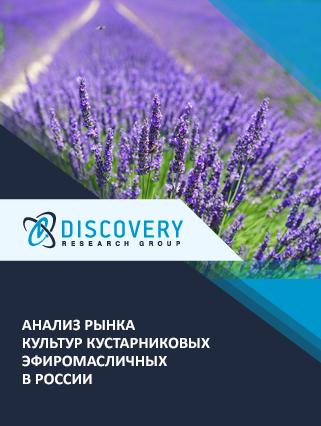 Маркетинговое исследование - Анализ рынка культур кустарниковых эфиромасличных в России