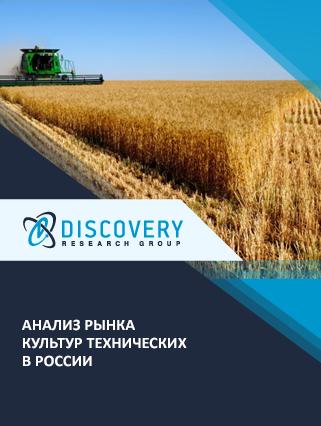 Анализ рынка культур технических в России