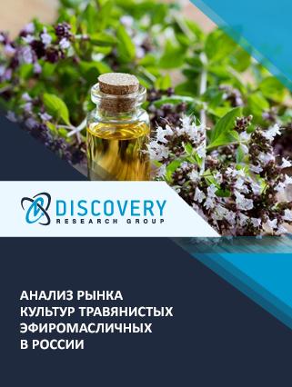 Маркетинговое исследование - Анализ рынка культур травянистых эфиромасличных в России