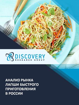 Маркетинговое исследование - Анализ рынка лапши быстрого приготовления в России