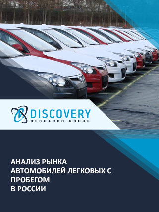 Маркетинговое исследование - Анализ рынка автомобилей легковых с пробегом в России