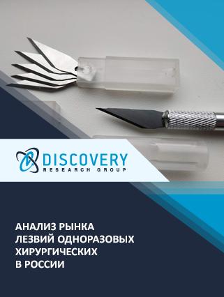 Анализ рынка лезвий одноразовых хирургических в России