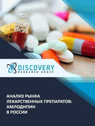 Анализ рынка лекарственных препаратов: амлодипин в России