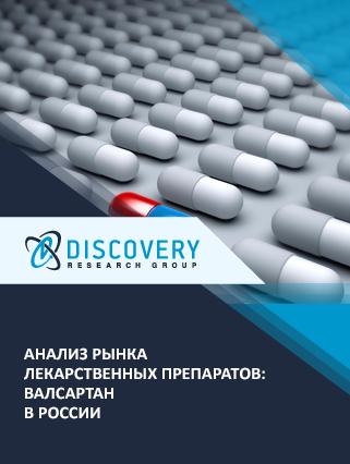 Анализ рынка лекарственных препаратов: валсартан в России