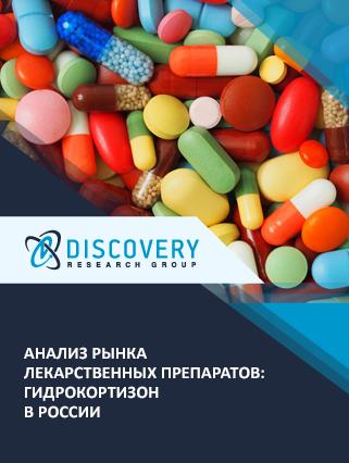 Анализ рынка лекарственных препаратов: гидрокортизон в России