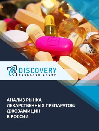 Анализ рынка лекарственных препаратов: джозамицин в России