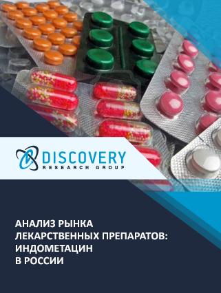 Анализ рынка лекарственных препаратов: индометацин в России