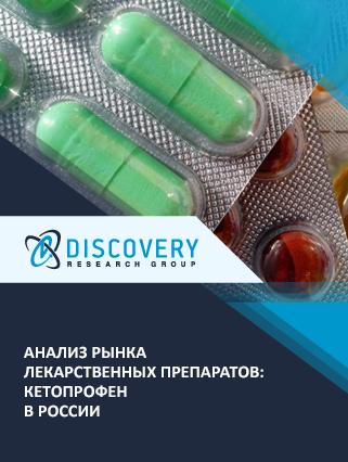 Анализ рынка лекарственных препаратов: кетопрофен в России