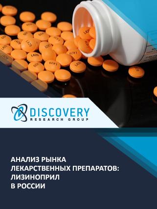 Анализ рынка лекарственных препаратов: лизиноприл в России