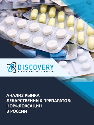 Анализ рынка лекарственных препаратов: норфлоксацин в России