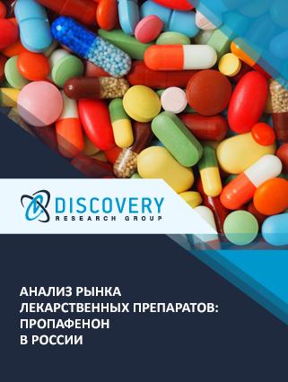 Анализ рынка лекарственных препаратов: пропафенон в России