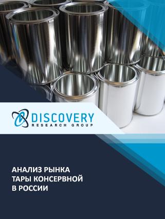 Анализ рынка тары консервной в России