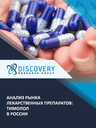 Анализ рынка лекарственных препаратов: тимолол в России