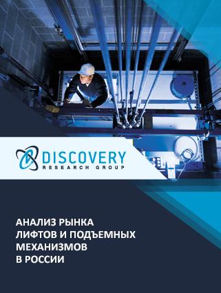 Анализ рынка лифтов и подъемных механизмов в России