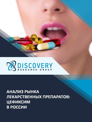 Анализ рынка лекарственных препаратов: цефиксим в России