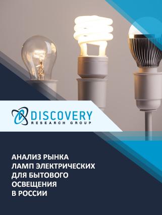 Маркетинговое исследование - Анализ рынка ламп электрических для бытового освещения в России