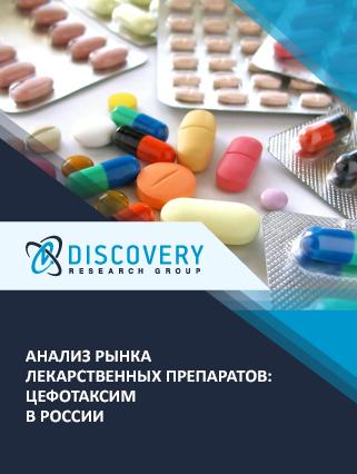 Анализ рынка лекарственных препаратов: цефотаксим в России