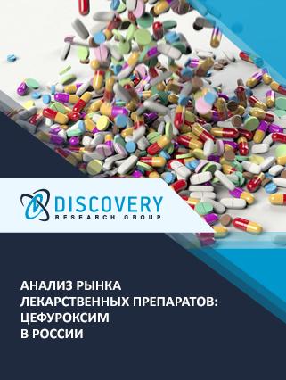 Анализ рынка лекарственных препаратов: цефуроксим в России