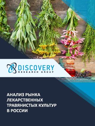 Анализ рынка лекарственных травянистых культур в России