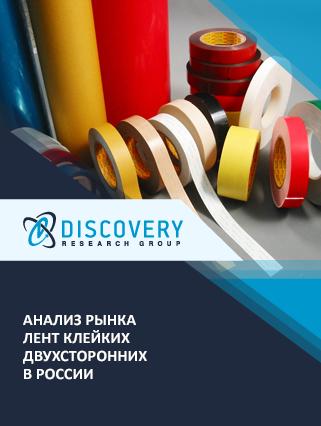 Маркетинговое исследование - Анализ рынка лент клейких двухсторонних в России