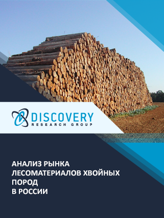 Маркетинговое исследование - Анализ рынка лесоматериалов хвойных пород в России