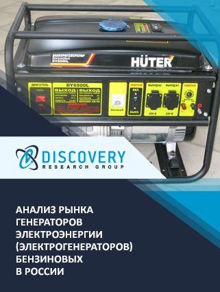 Анализ рынка генераторов электроэнергии (электрогенераторов) бензиновых в России