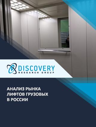Маркетинговое исследование - Анализ рынка лифтов грузовых в России