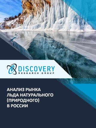 Маркетинговое исследование - Анализ рынка льда натурального (природного) в России