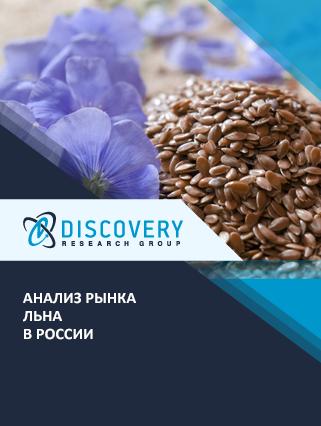 Маркетинговое исследование - Анализ рынка льна в России