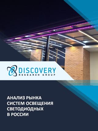 Анализ рынка систем освещения светодиодных в России