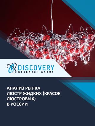 Маркетинговое исследование - Анализ рынка люстр жидких (красок люстровых) в России