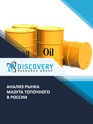 Маркетинговое исследование - Анализ рынка мазута топочного в России