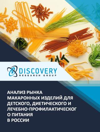 Маркетинговое исследование - Анализ рынка макаронных изделий для детского, диетического и лечебно-профилактического питания в России