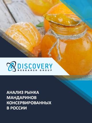 Маркетинговое исследование - Анализ рынка мандаринов консервированных в России