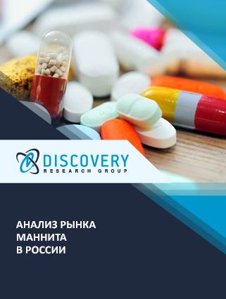 Маркетинговое исследование - Анализ рынка маннита в России