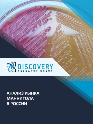 Маркетинговое исследование - Анализ рынка маннитола в России