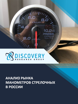Анализ рынка манометров стрелочных в России
