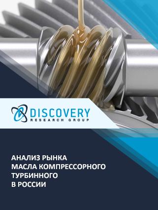 Маркетинговое исследование - Анализ рынка масла компрессорного турбинного в России