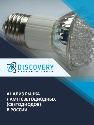 Анализ рынка ламп светодиодных (светодиодов) в России