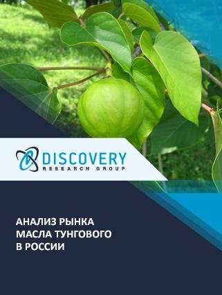 Маркетинговое исследование - Анализ рынка масла тунгового в России