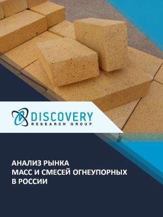 Маркетинговое исследование - Анализ рынка масс и смесей огнеупорных в России