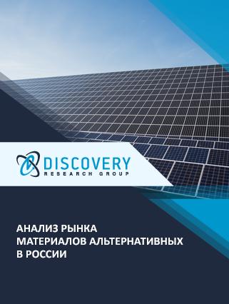Анализ рынка материалов альтернативных в России