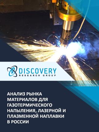 Анализ рынка материалов для газотермического напыления, лазерной и плазменной наплавки в России