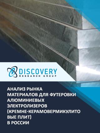 Маркетинговое исследование - Анализ рынка материалов для футеровки алюминиевых электролизеров (кремне-керамовермикулитовые плит) в России