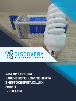 Маркетинговое исследование - Анализ рынка ключевого компонента энергосберегающих ламп в России