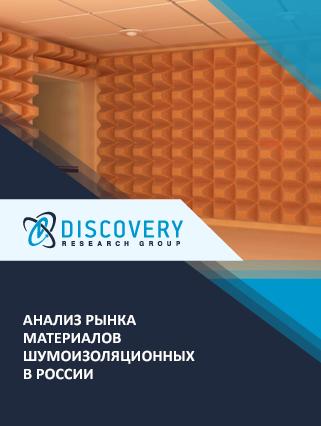 Анализ рынка материалов шумоизоляционных в России