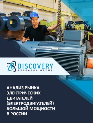 Анализ рынка электрических двигателей (электродвигателей) большой мощности в России
