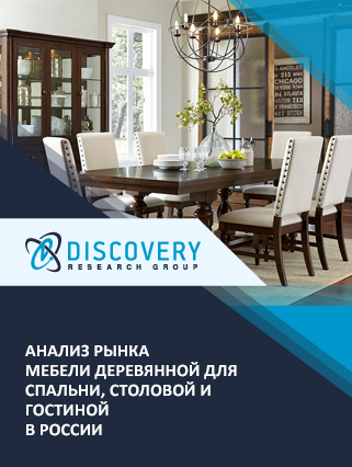 Анализ рынка мебели деревянной для спальни, столовой и гостиной в России