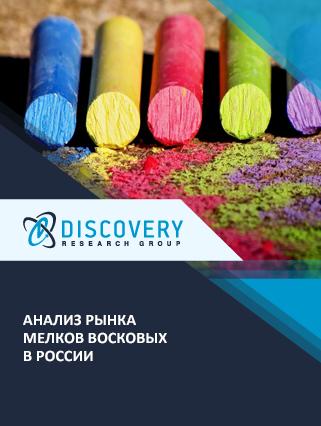 Анализ рынка мелков восковых в России